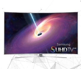 Samsung TV Ultra HD 4K LED 50 (UN50JU6500)